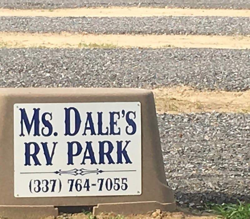Ms. Dale's RV park